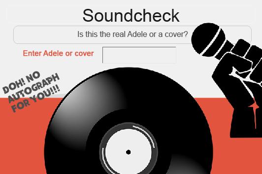 Soundcheck ELH 112